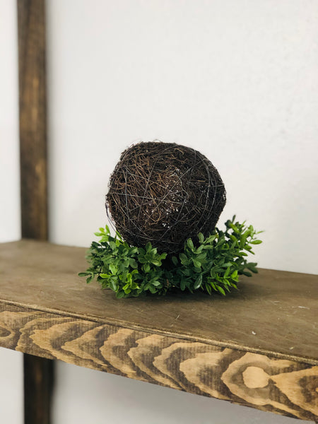 "4"" Angel Vine Ball"