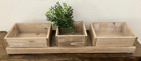 Triple Slide Shelf/Tray