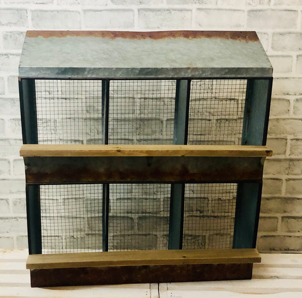 Chicken Coop Shelf (CAN NOT BE SHIPPED)