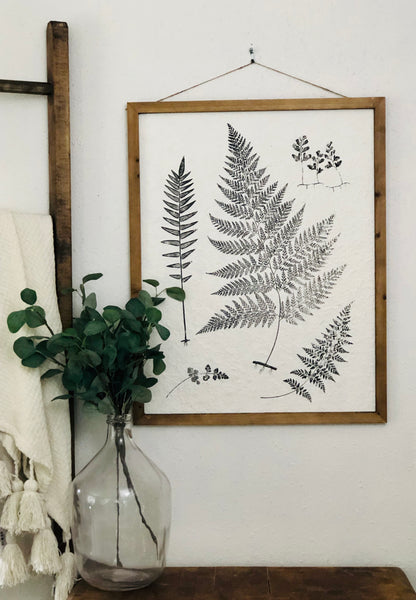 Wall Botanical Pictures