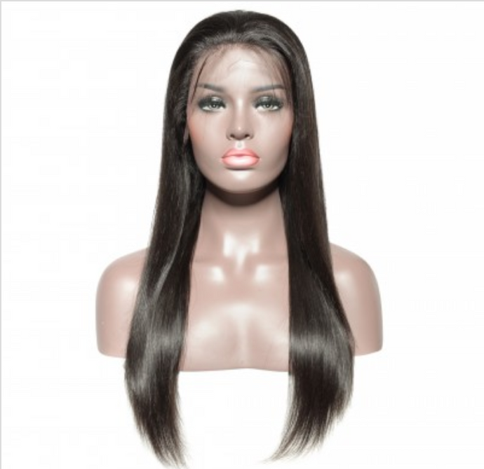 Undetectable Transparent 13x6 Frontal Lace Wig