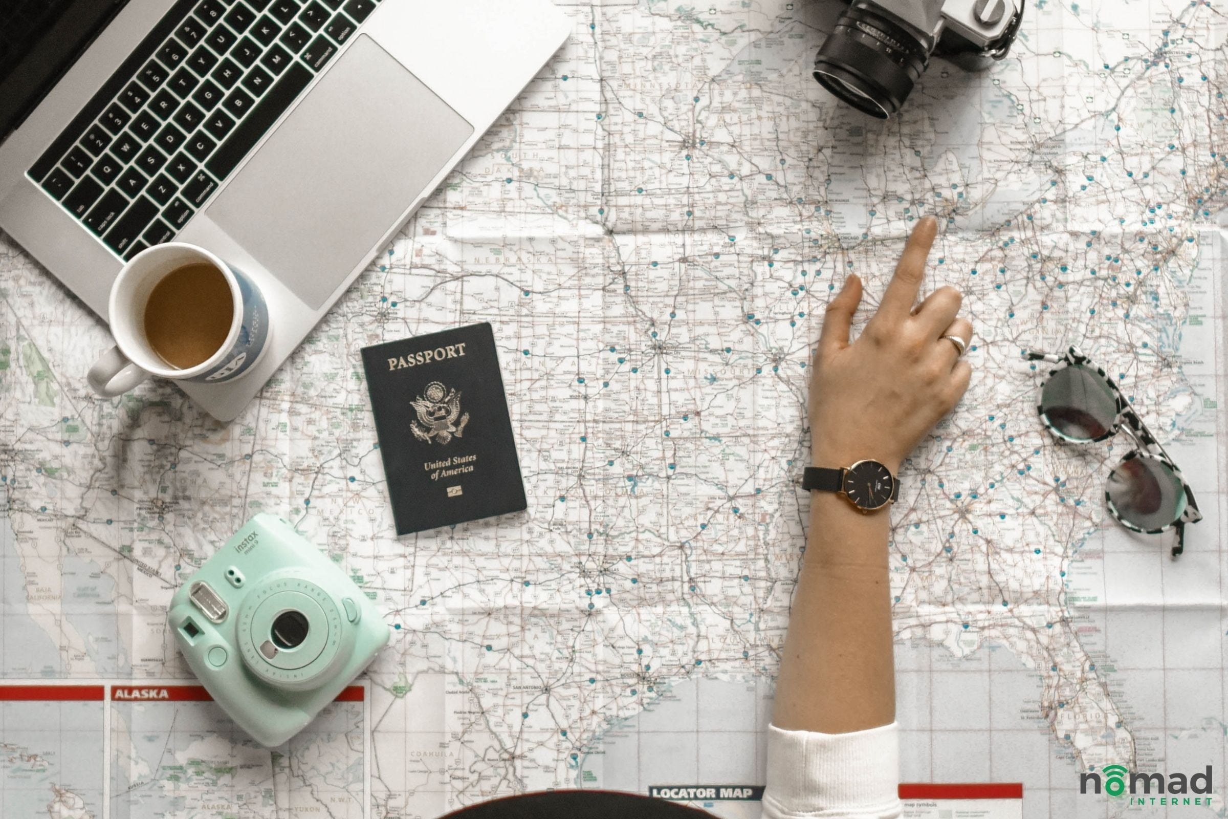 How to Become a Remote Travel Agent | Nomad Internet