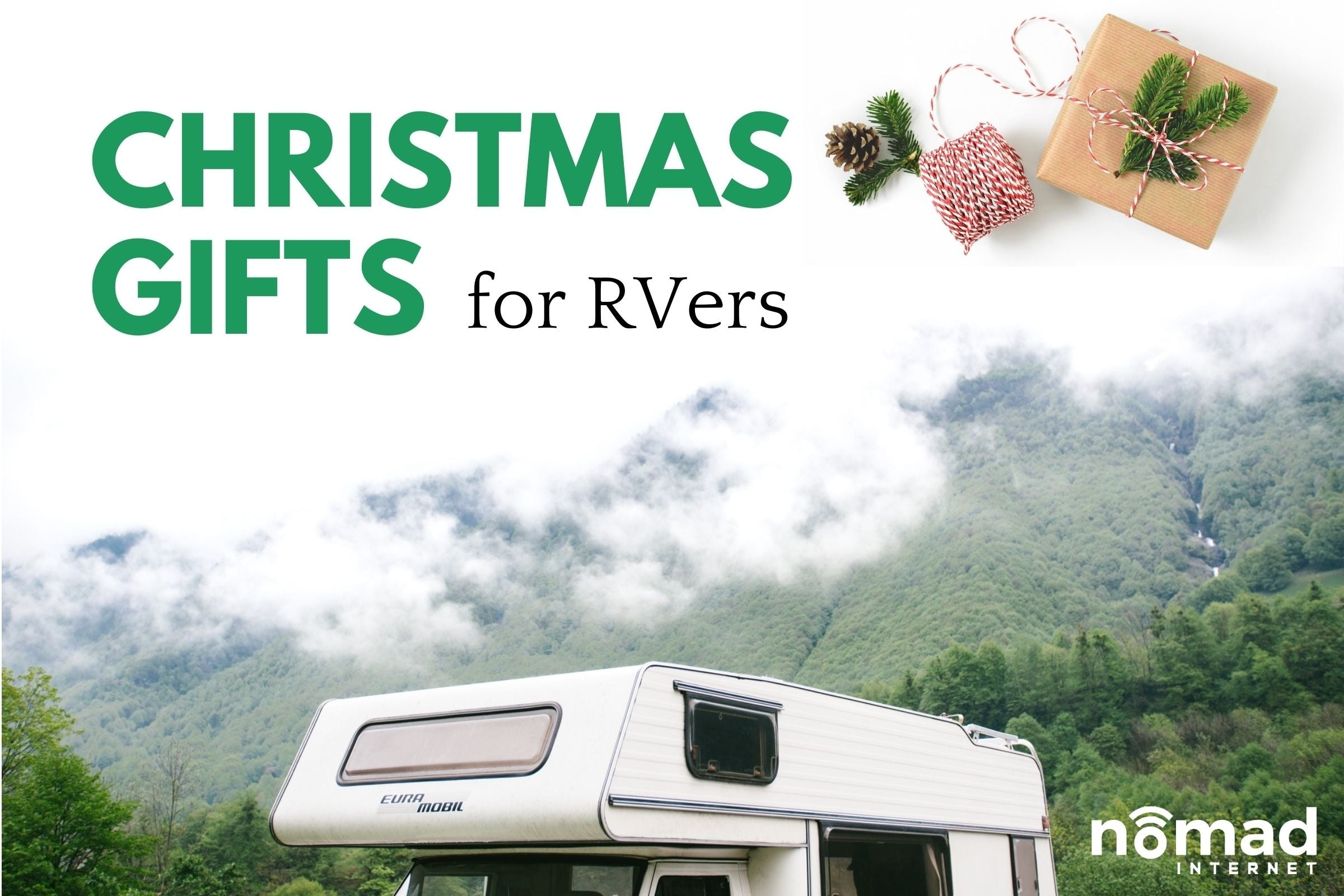 Christmas Presents For RVers | Nomad Internet
