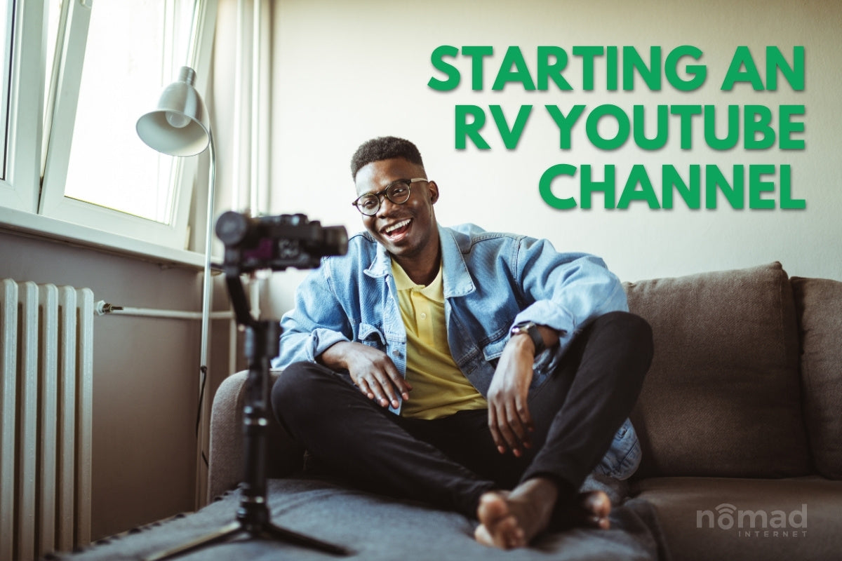 How to Start an RV YouTube Channel in 2021