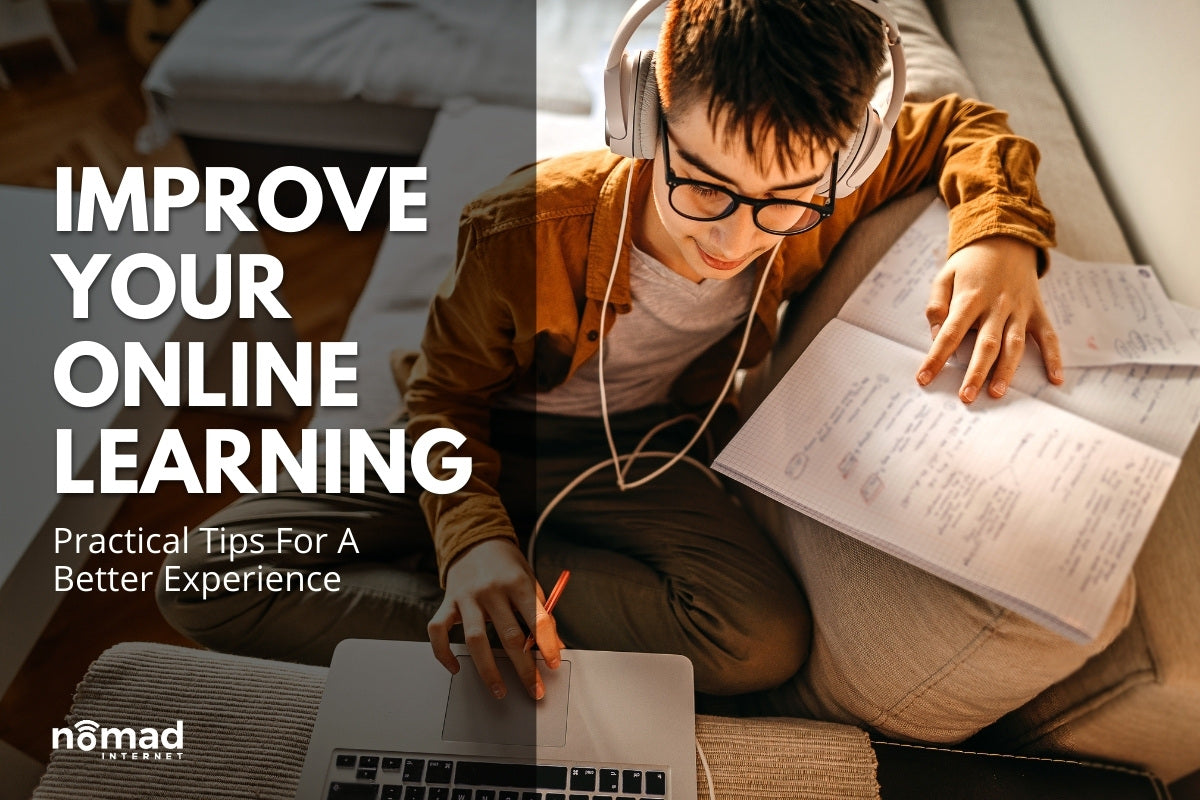 Practical Tips to Improve Your Online Learning Experience