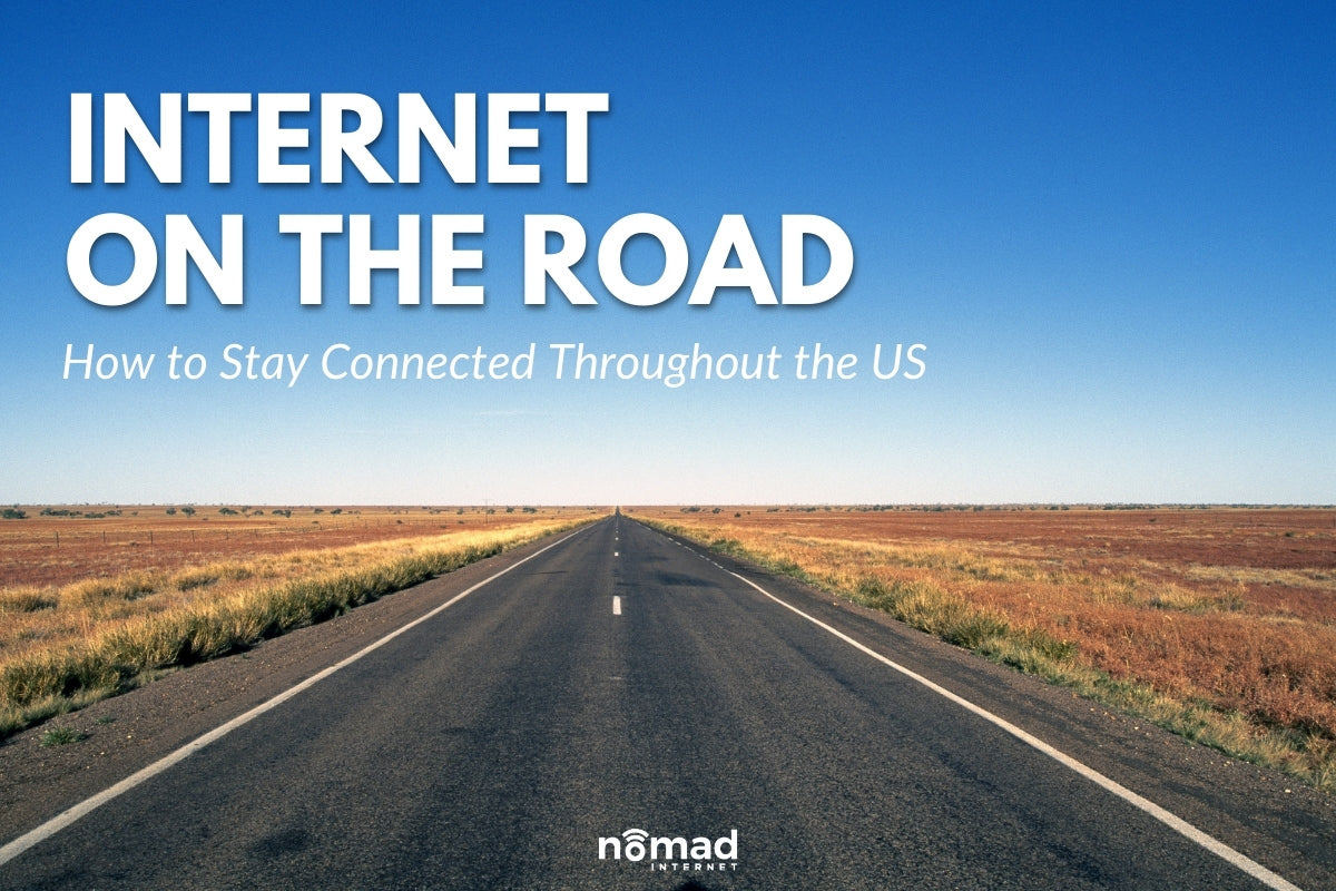 Internet on the Road With Nomad Internet