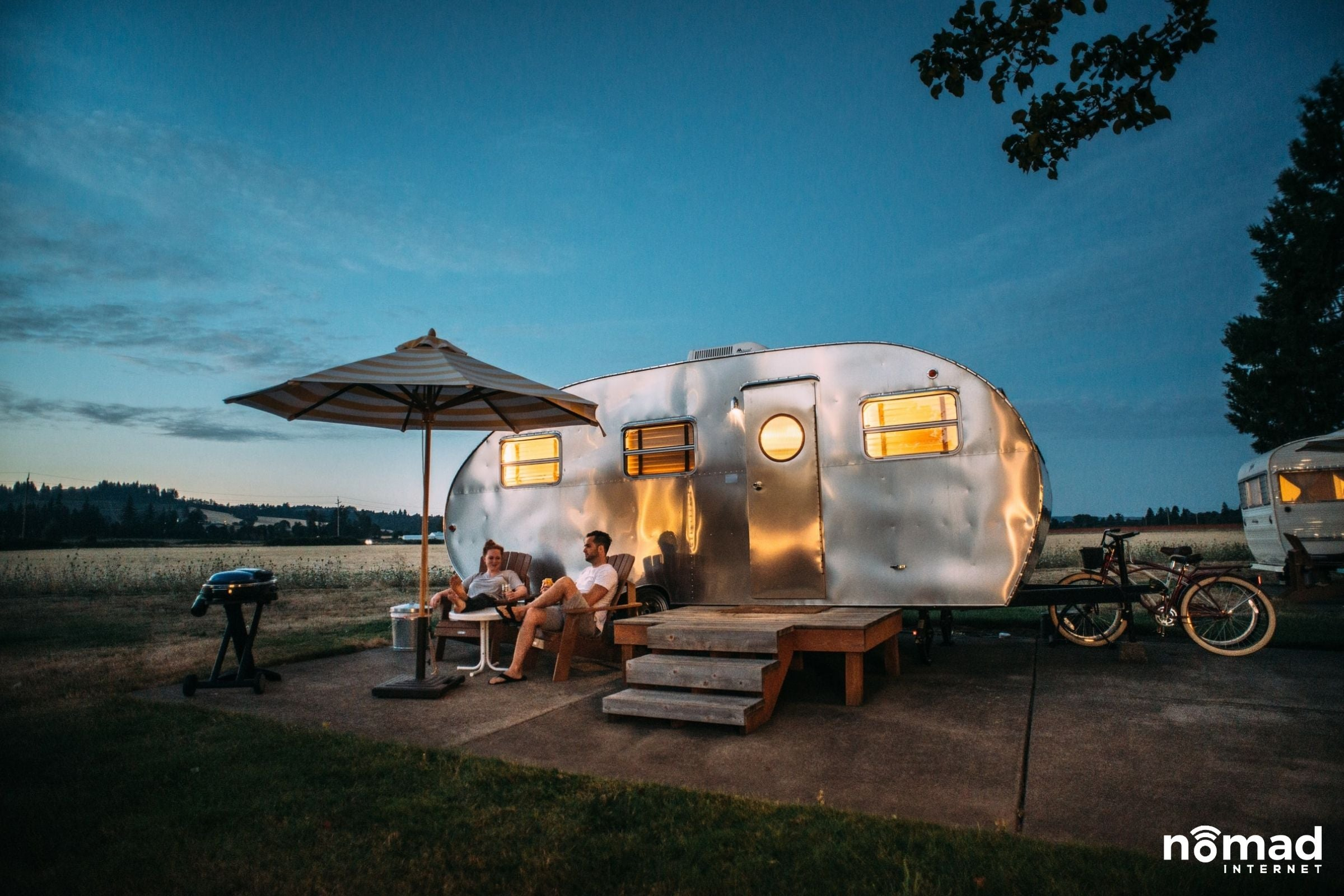 7 Questions About Life in a Travel Trailer