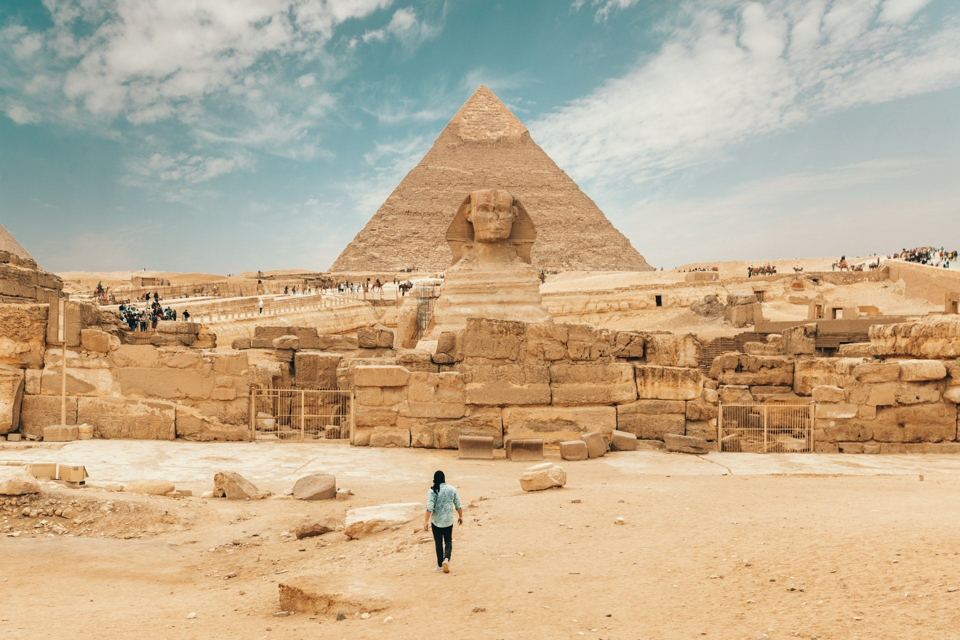 Channel Your Inner Archaeologist in Egypt | Virtual Travel | Nomad Internet