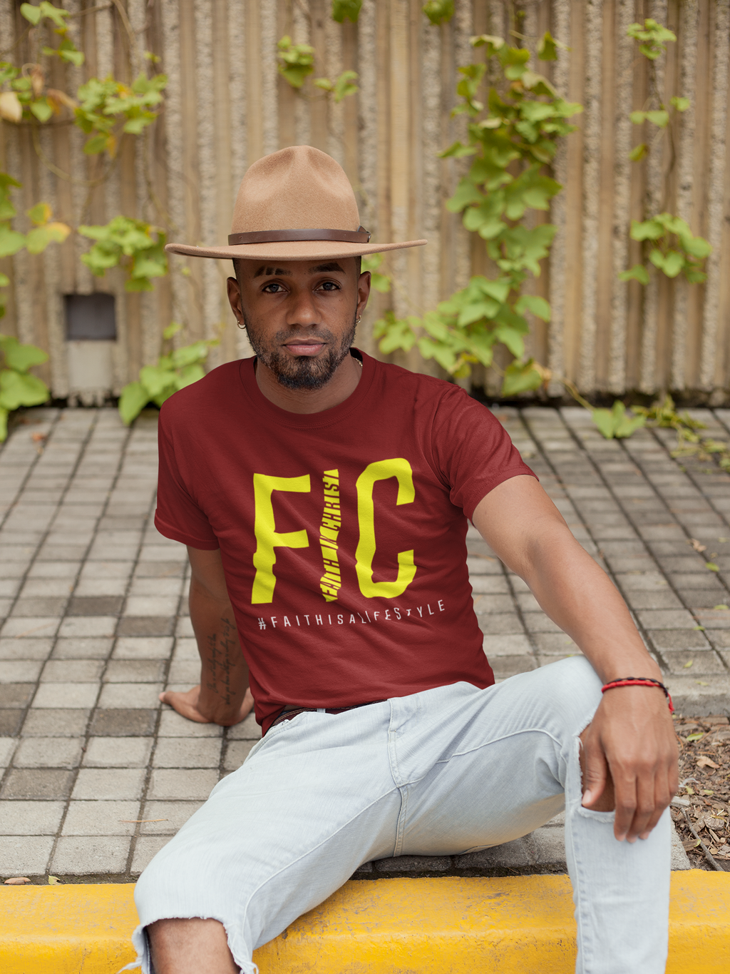 FIC Short-Sleeve T-Shirt