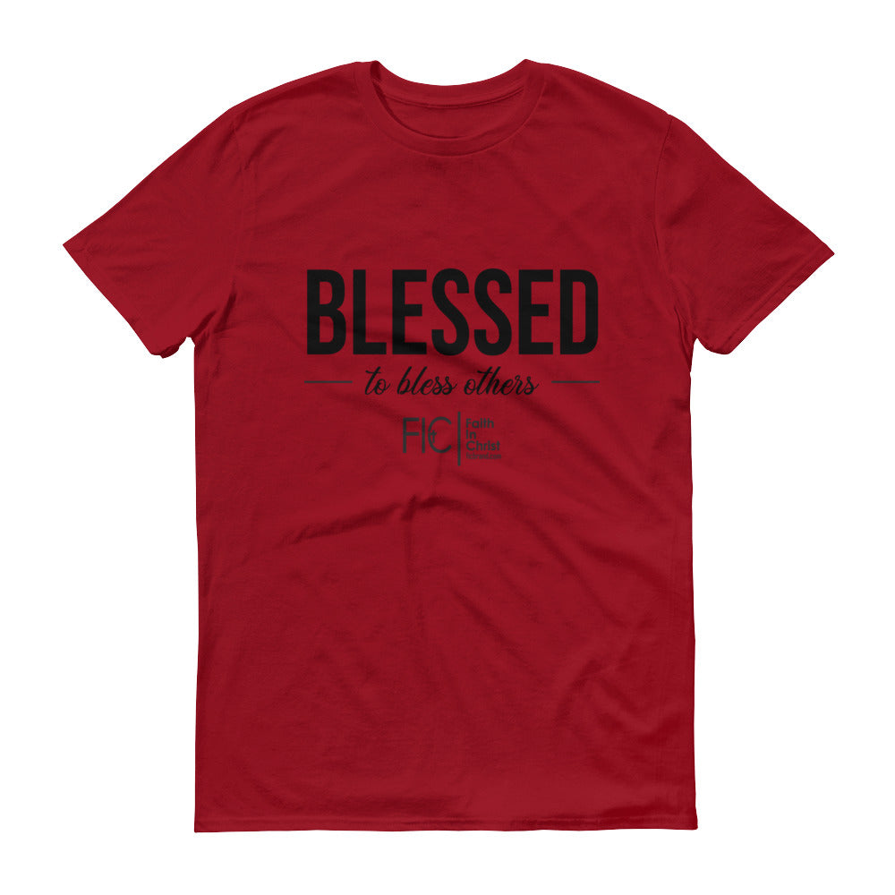 Blessed to bless others Lightweight Shirt