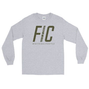 FIC Camo - Long Sleeve T-Shirt