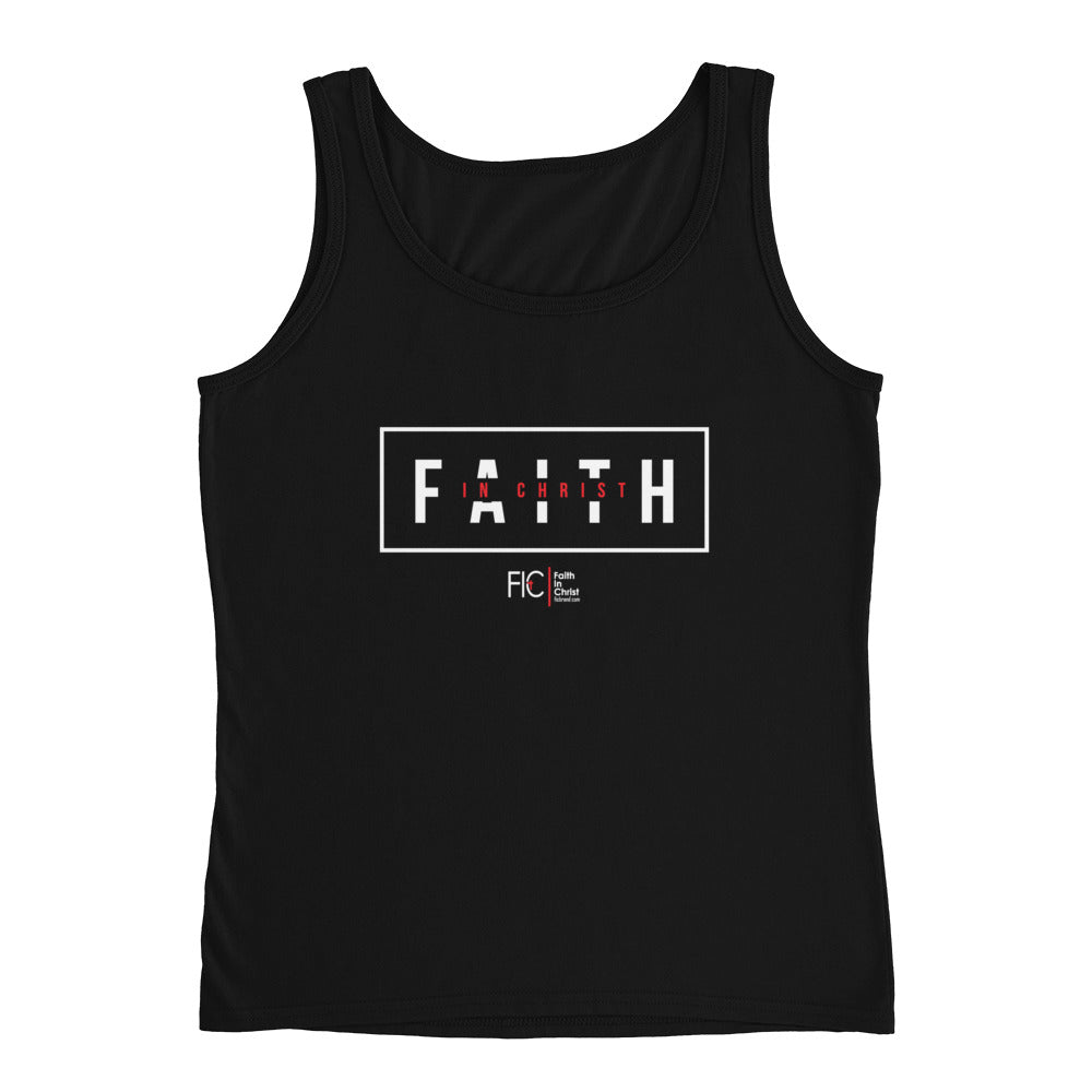 Faith In Christ Ladies' Tank