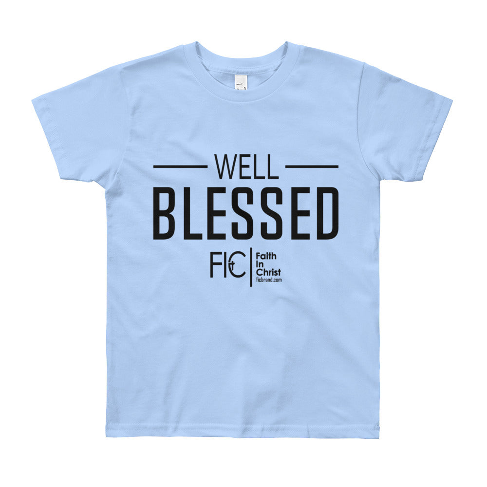 Well-Blessed Kids T-Shirt