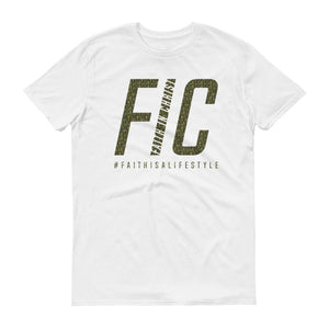 FIC Camo - Short-Sleeve T-Shirt