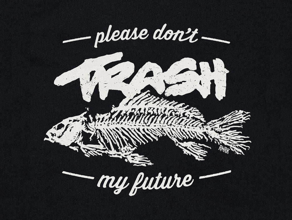 """Please don't trash my future"""