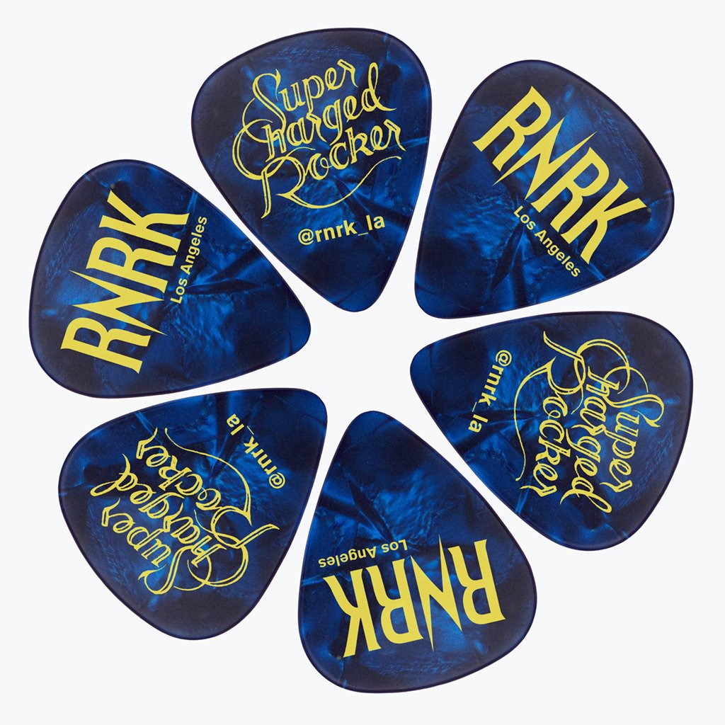 rnrk-la - RNRK Guitar Picks - Guitar Picks