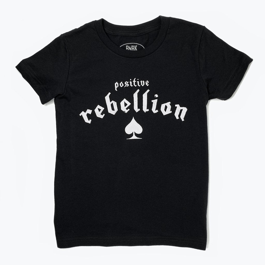 rnrk-la - Positive Rebellion - T-Shirt