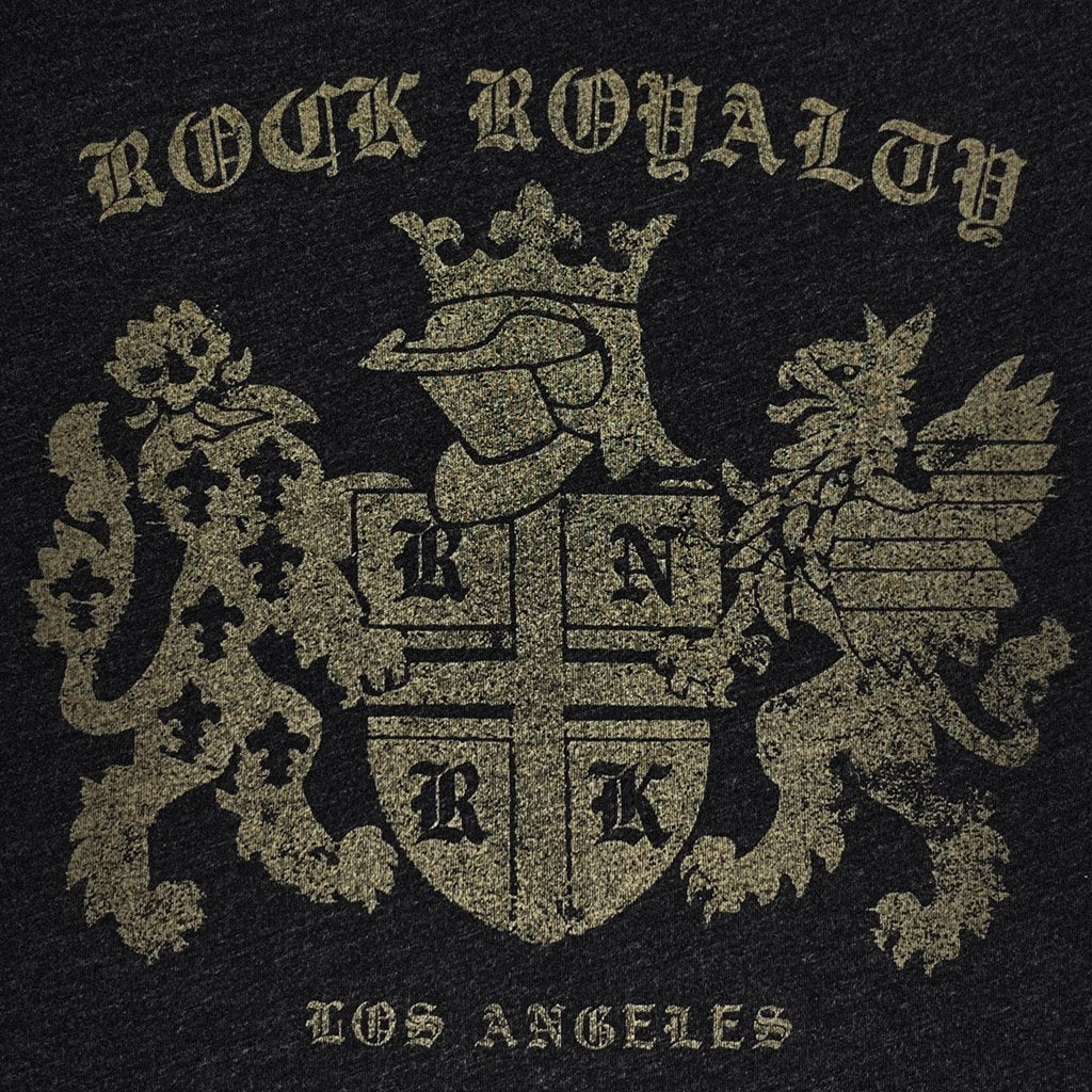 rnrk-la - Rock Royalty - T-Shirt