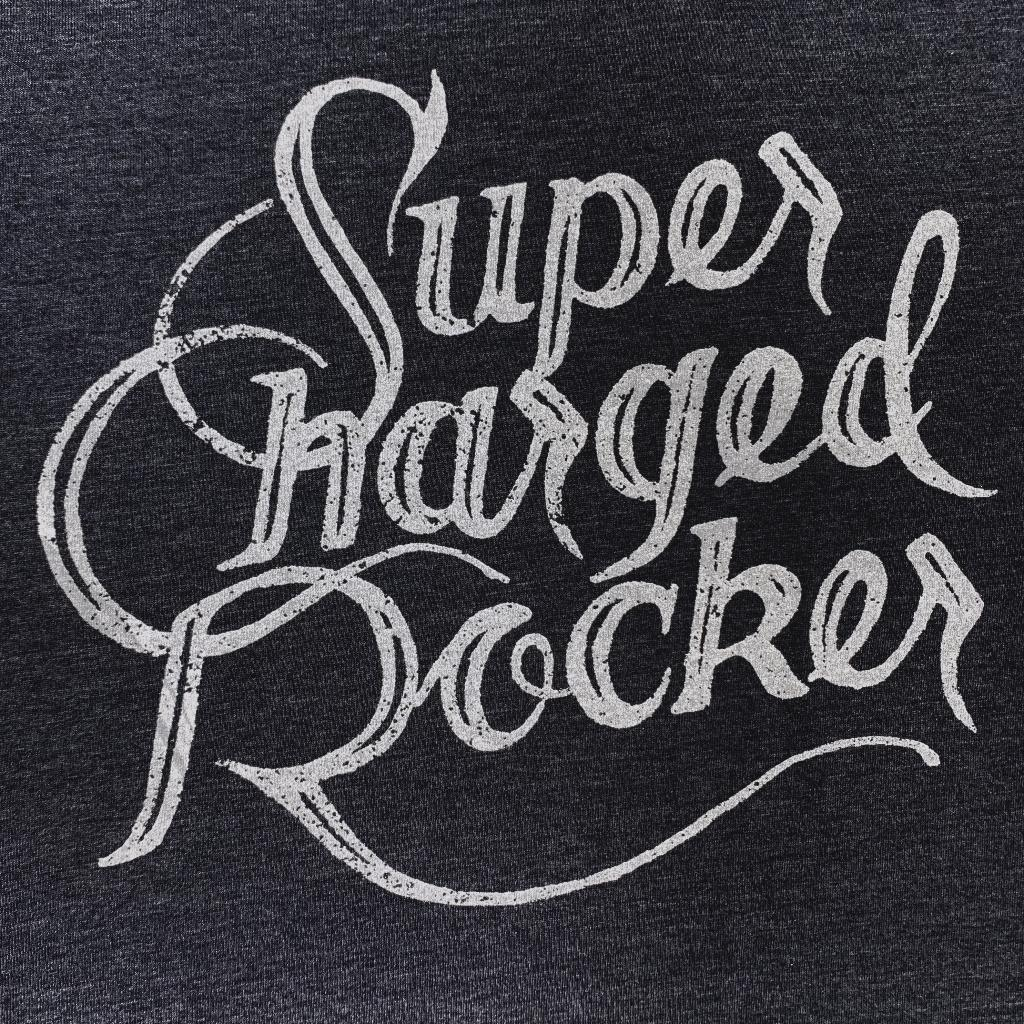 rnrk-la - Super Charged Rocker - T-Shirt