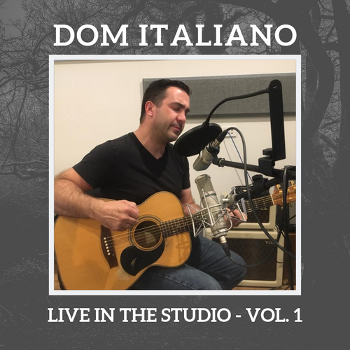 Free Download - Dom Italiano - Live In The Studio - Vol. 1