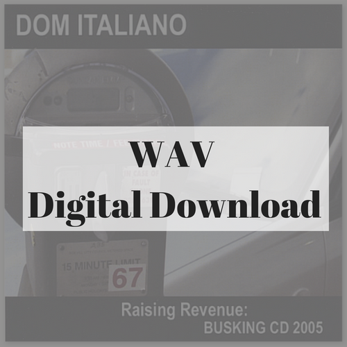 Free Download - WAV Version of: 'Raising Revenue'