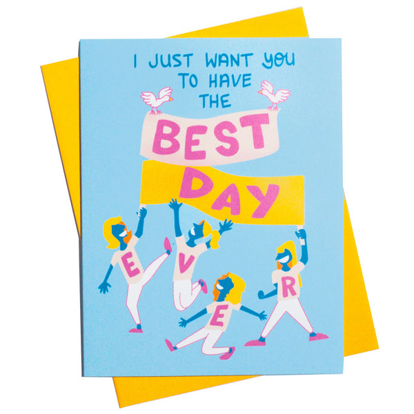 Best Day Ever! Everyday Card