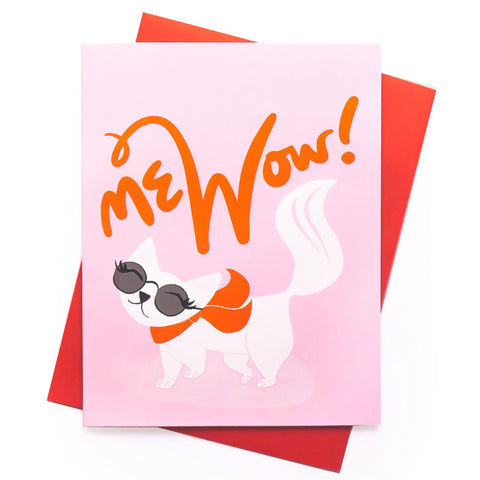 Me-Wow! Everyday Card