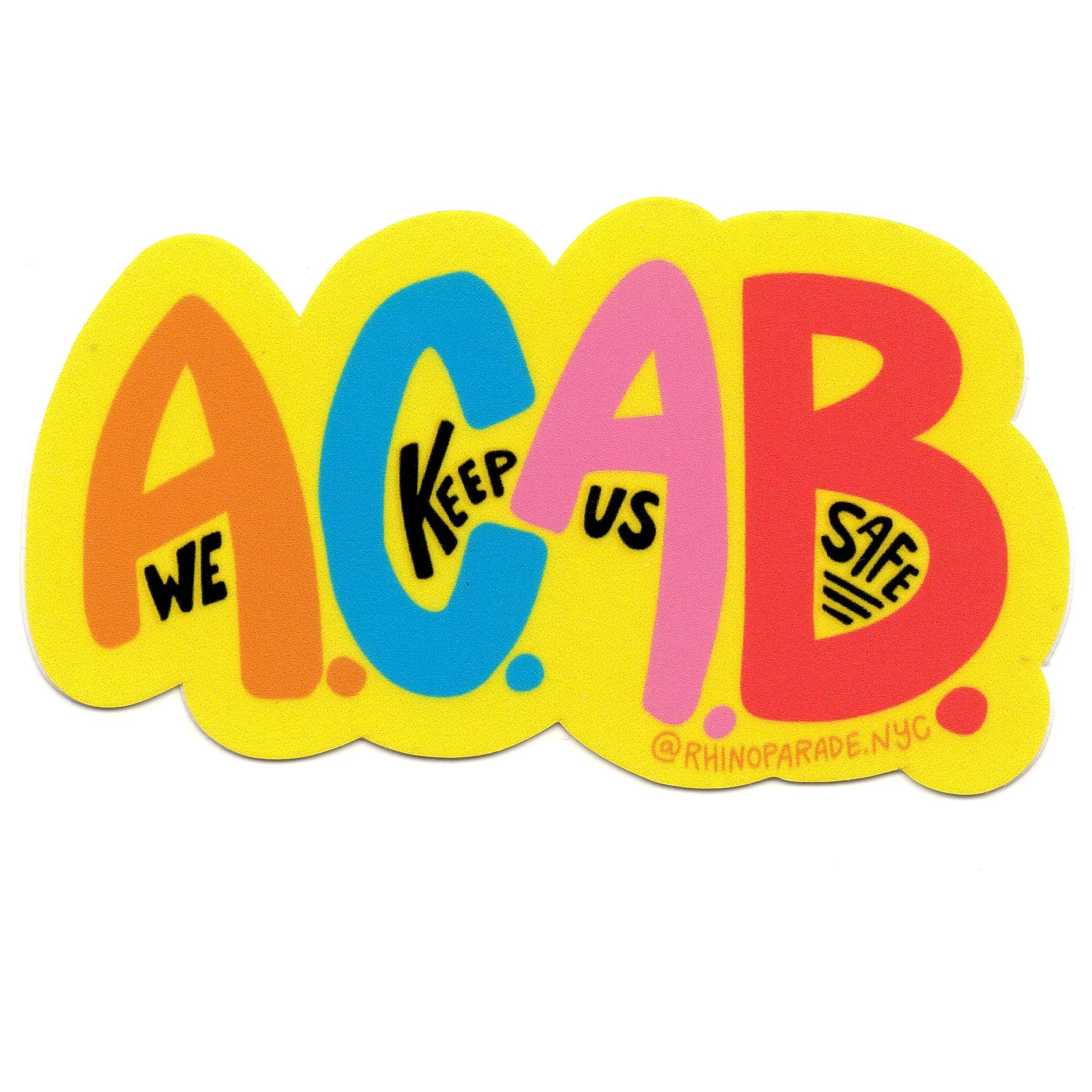 ACAB Sticker