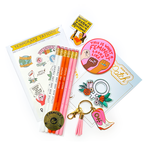 Little Miss Feminist Bundle