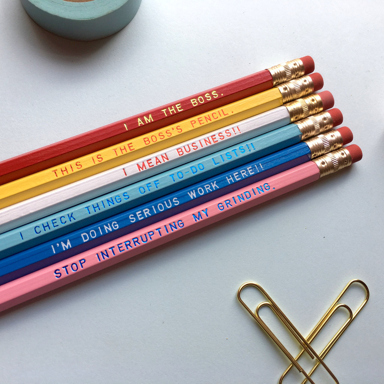 For those Cute and Busy Pencil Set