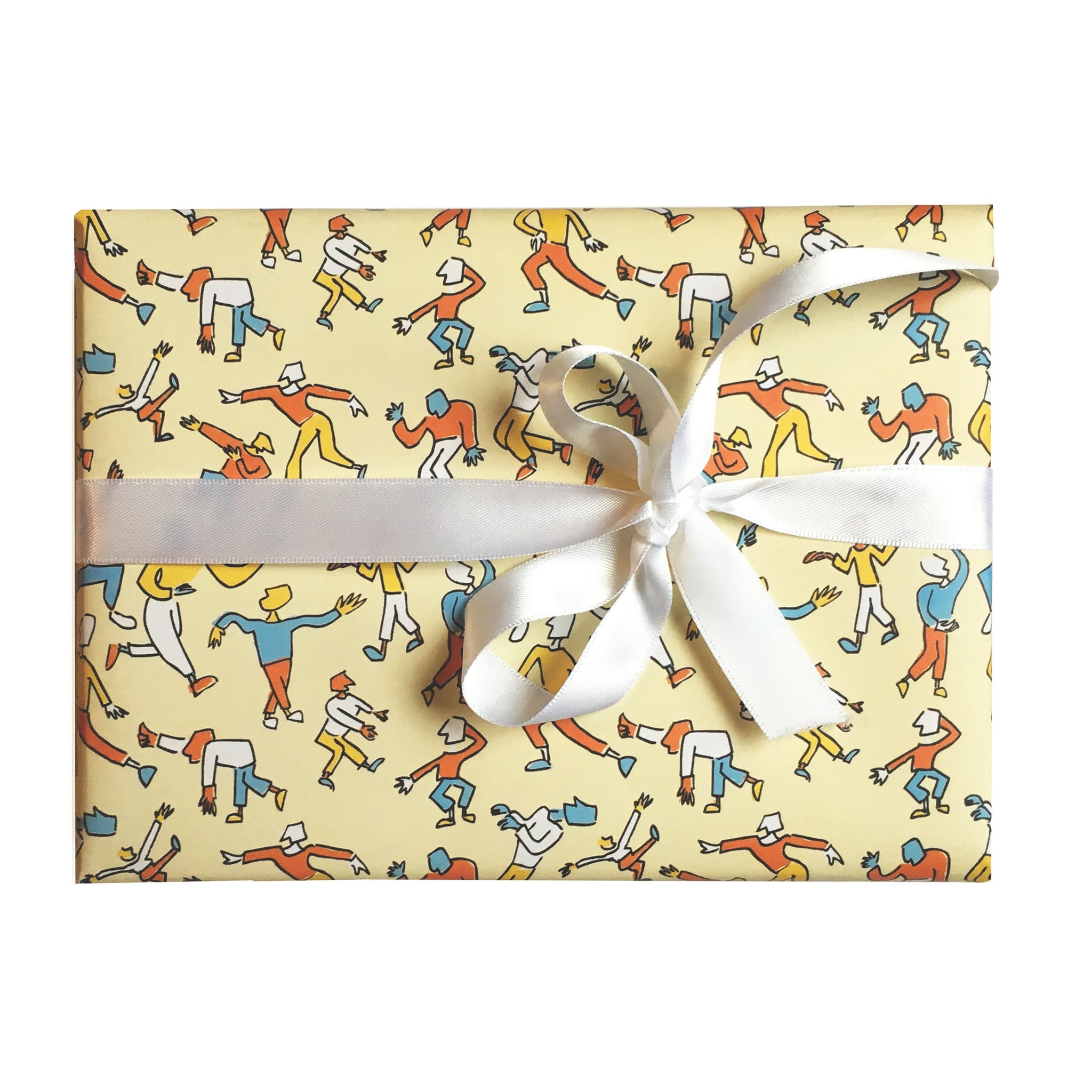 Dance Party Gift Wrap