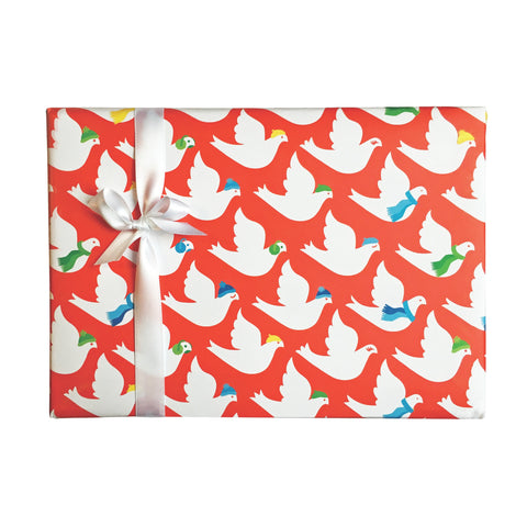 Dove Holiday Gift Wrap