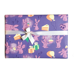 Magical Birthday Gift Wrap