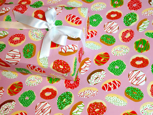 Holidoughs Gift Wrap