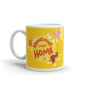 Brunching From Home Mug