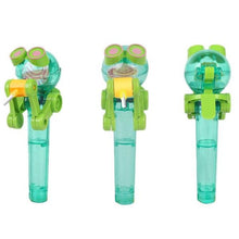 Load image into Gallery viewer, Alex and Gaby Toys Green Cute Lollipop Holder Toy