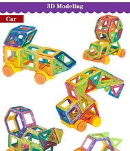 Load image into Gallery viewer, Magnetic Construction Set Toys Alex and Gaby Toys