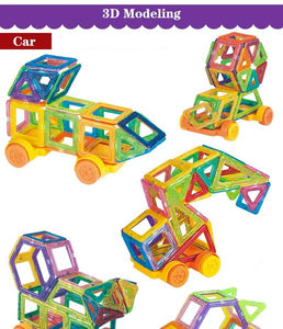 Magnetic Construction Set Toys Alex and Gaby Toys