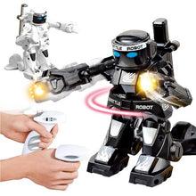 Load image into Gallery viewer, RC boxing robot alex and gaby toys