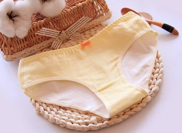 Kids girls Underwear Panties Mixed Colour cotton underwear women  gifts - Mimi's Eco Fashions