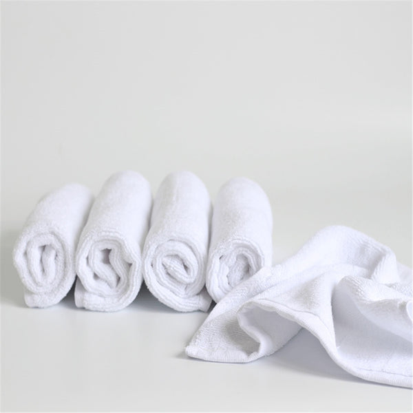 100 % organic cotton hand towels 5/pack