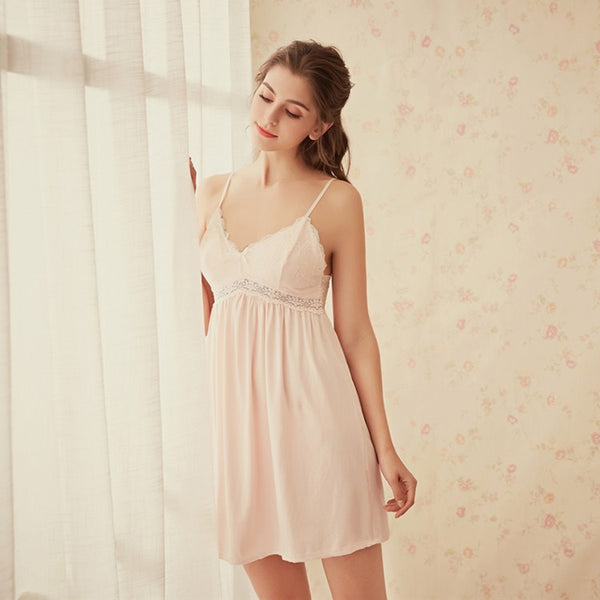 Organic cotton women Nightdress Nighties
