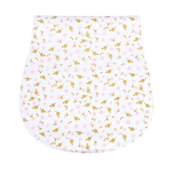Baby Burp Cloths Premium 100% Organic Cotton Absorbent Triple Layer Towels - Mimi's Eco Fashions