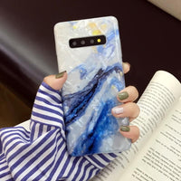 Shell Marble Samsung Galaxy Case