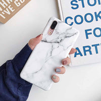 Marble Texture Huawei Case