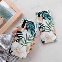 Flowers & Leaves Huawei Case