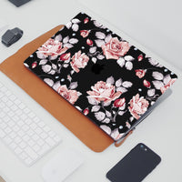 Roses MacBook Hard Case