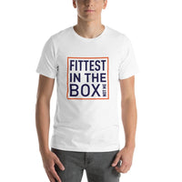 Fittest in The Box Unisex T-Shirt