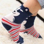 Dog Lover Women's Mid Socks