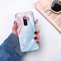 Shiny Marble Samsung Galaxy Case